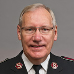 photo of Lt-Colonel Junior Hynes