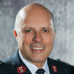 photo of Colonel Mark Tillsley