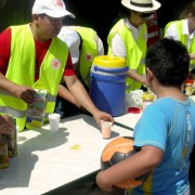Salvation Army in Spain Responds to Earthquake ** Updated