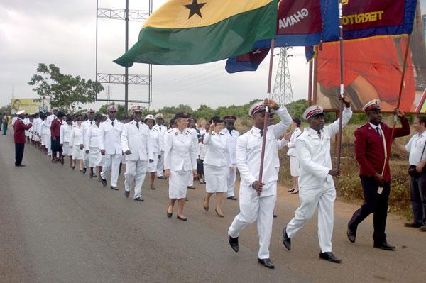 Salvation Army Park, Mamprobi - Accra, Ghana - Soccer ...