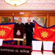 Spain and Portugal Command Inaugurated with Joy