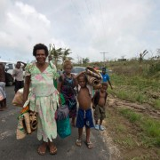 Salvation Army Responds After Cyclone Pam