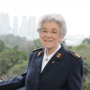 Celebrating General Eva Burrows
