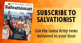 picture of Salvationist magazine that links to page where you can subscribe to the magazine