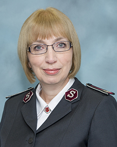 Photo of Commissioner Susan McMillan
