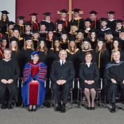 Booth University College Welcomes 2017 Graduates