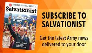 Subscribe to Salvationist Magazine