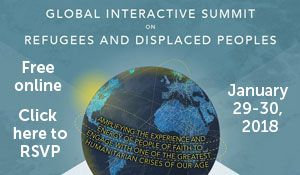 Global Interactive Summit on Refugees and Displaced Peoples