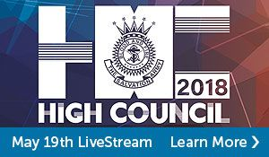 High Council 2018 LiveStream