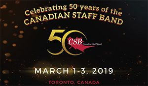 CSB 50th Anniversary