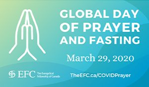 EFC Day of Prayer and Fasting