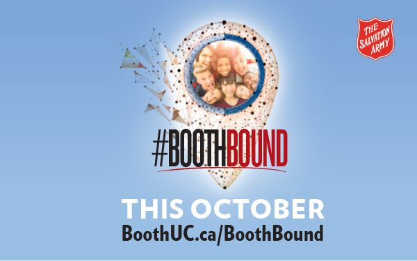 Booth Bound October