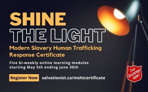 MSHT Certificate (Shine the Light)