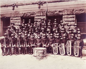The Salvation Army - Salvationist.ca - The Demise of an Empress - the-Canadian-Staff-Band-May-29,-1914