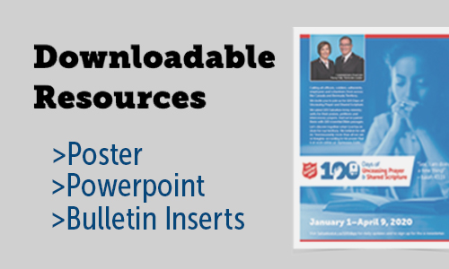 Downloadable Resources: Poster, Powerpoint, Bulletin Inserts