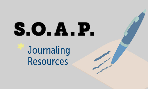 S.O.A.P Journaling Resources Button