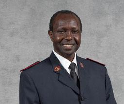 Auxiliary-Captain Charles Okongo