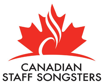 Canadian Staff Songsters logo