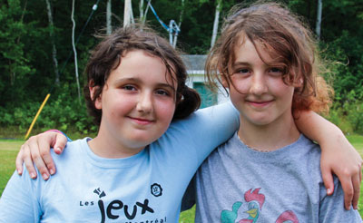 Lifetime friendships are made at Salvation Army camps
