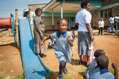 The Salvation Army's Kibera Nursery School