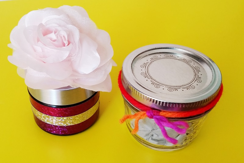 Thrifty Gifty: Romance in a Jar