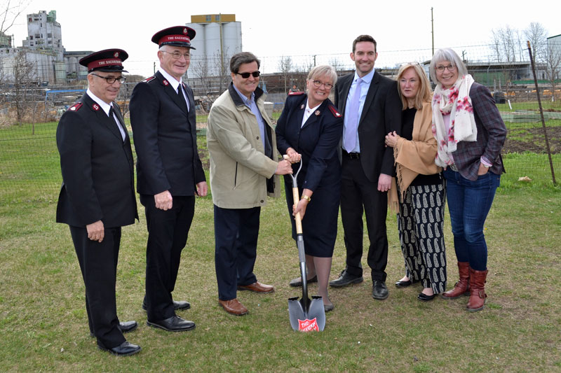 Thunder Bay Breaks New Ground