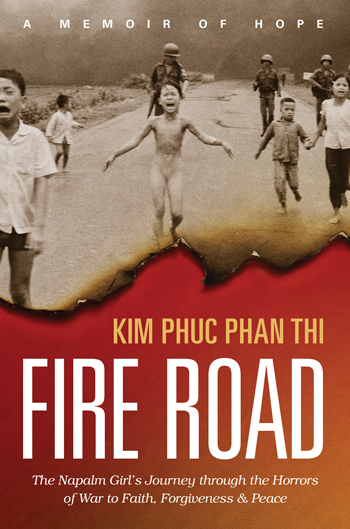 Book cover: Fire Road