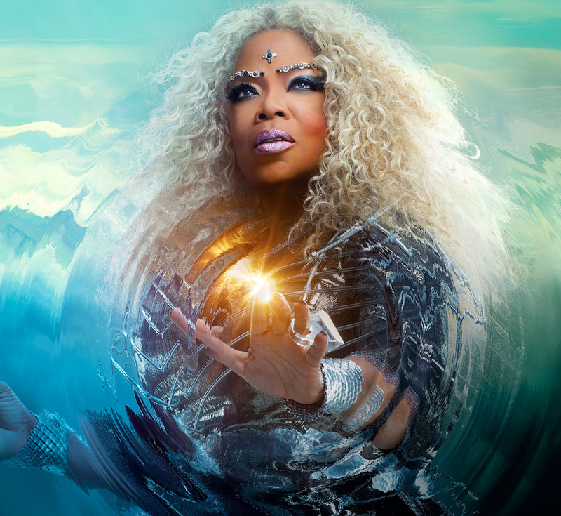 Oprah Winfrey plays Mrs. Which in A Wrinkle in Time (Photos: Courtesy of Walt Disney Pictures)