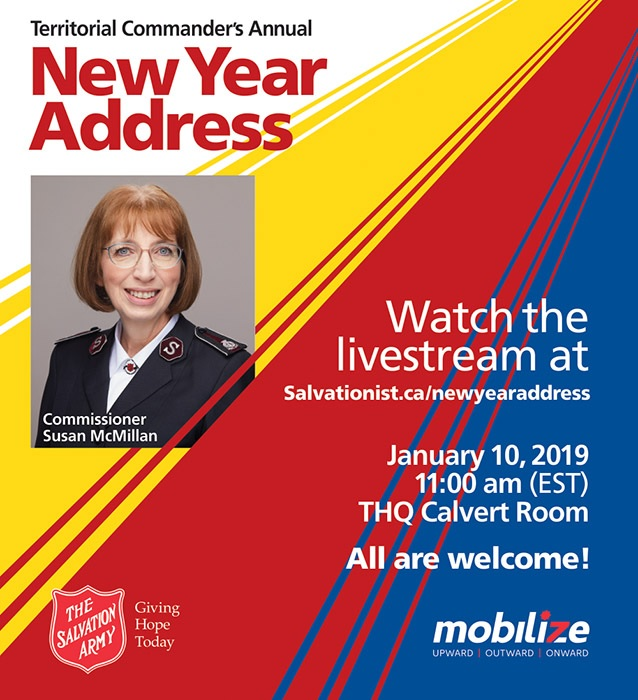 New Year Address 2019
