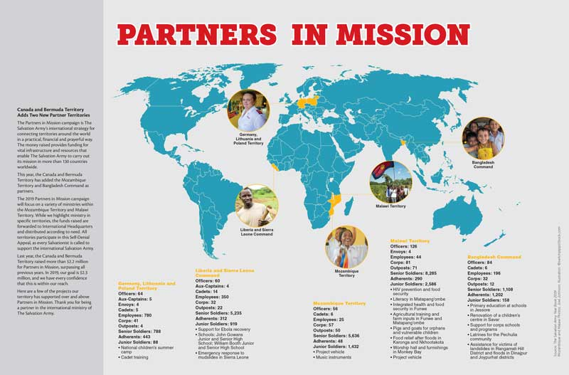 Image of Partners in Mission poster
