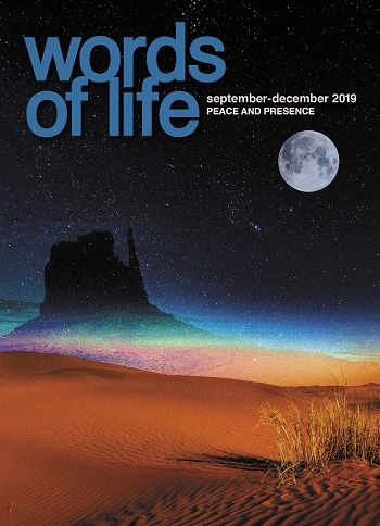 Cover of Words of Life, September to December 2019