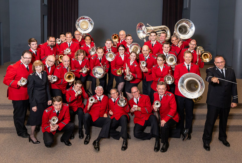 Marching On: Q&A with Canadian Staff Band Members