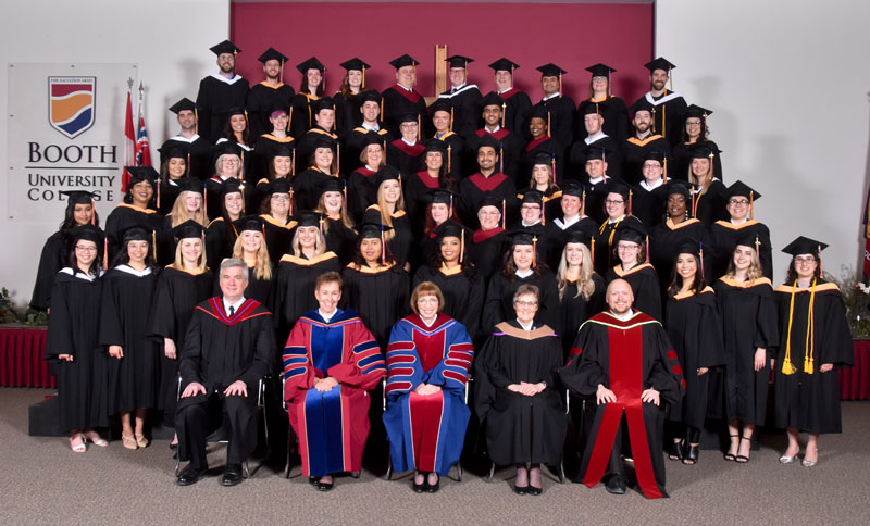 Booth Graduates Challenged to Make a Difference at Convocation