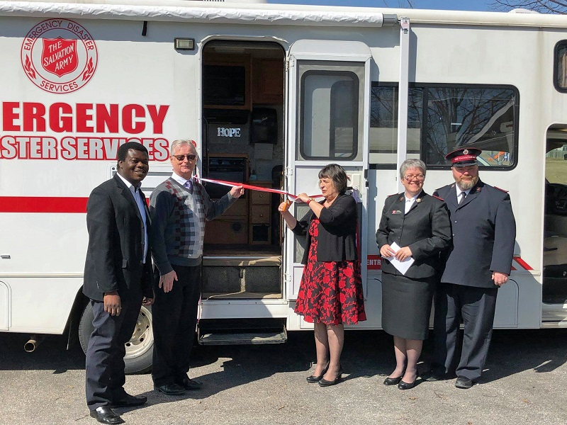 New Community Mobile Outreach Program in Northumberland