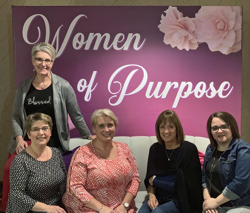 Women Find Purpose in N.L. Division