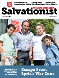 Salvationist September 2019