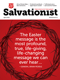 Salvationist Magazine April 2020