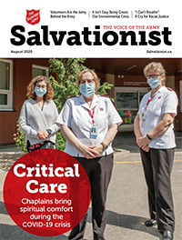Salvationist Aug 2020 Magazine