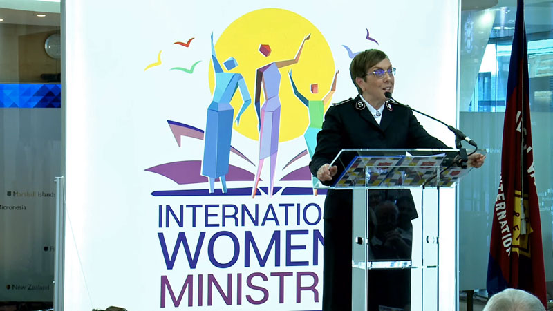 International Women's Ministries Launches New Vision