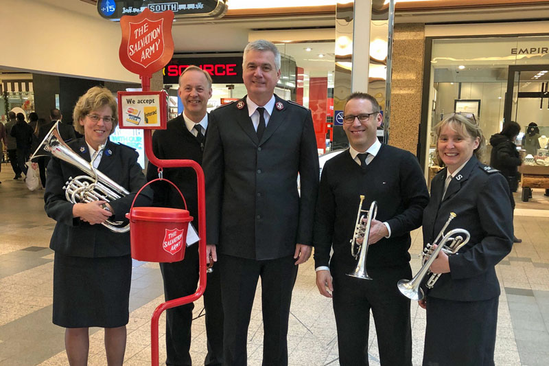 Christmas Kettle Campaign Raises $23.5 Million