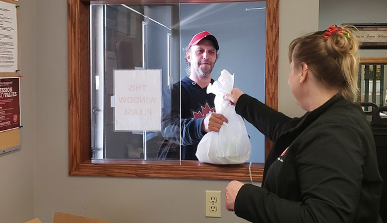 Salvation Army in Moose Jaw Fills in the Gap to Feed the Hungry