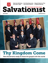 June 2020 Salvationist Magazine