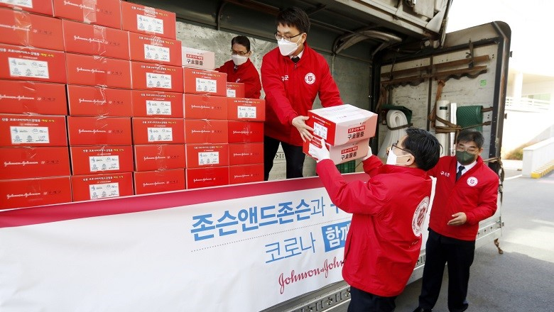 Coronavirus Pandemic: Salvation Army Steps Up Worldwide Response
