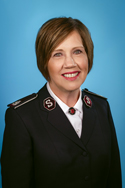 Photo of Commissioner Tracey Tidd