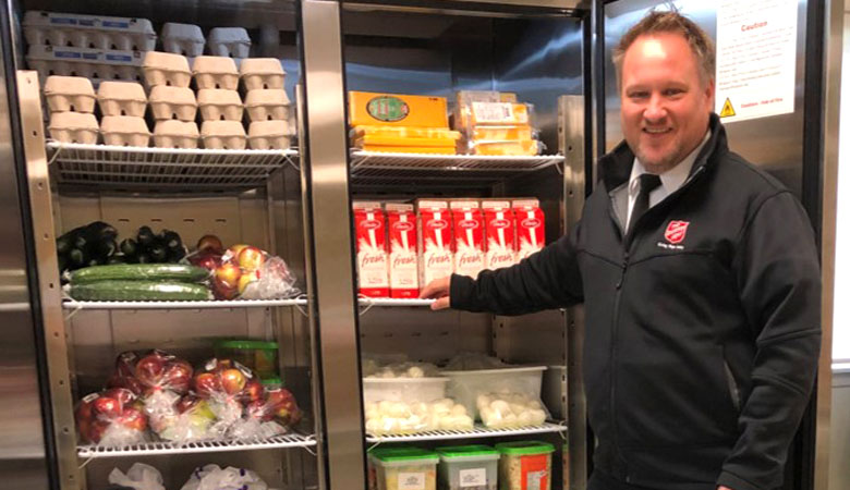Agri-Food Donation Brings Fresh Food to the Table