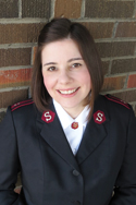 Photo of Captain Laura Van Schaick