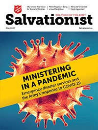 Salvationist May 2020 Magazine