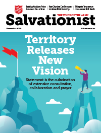 Salvationist November Issue 2020