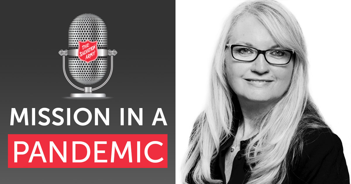 Mission in a Pandemic Podcast with Tracy Fattore, Chief Risk Officer