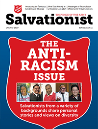 October Salvationist Magazine 2020